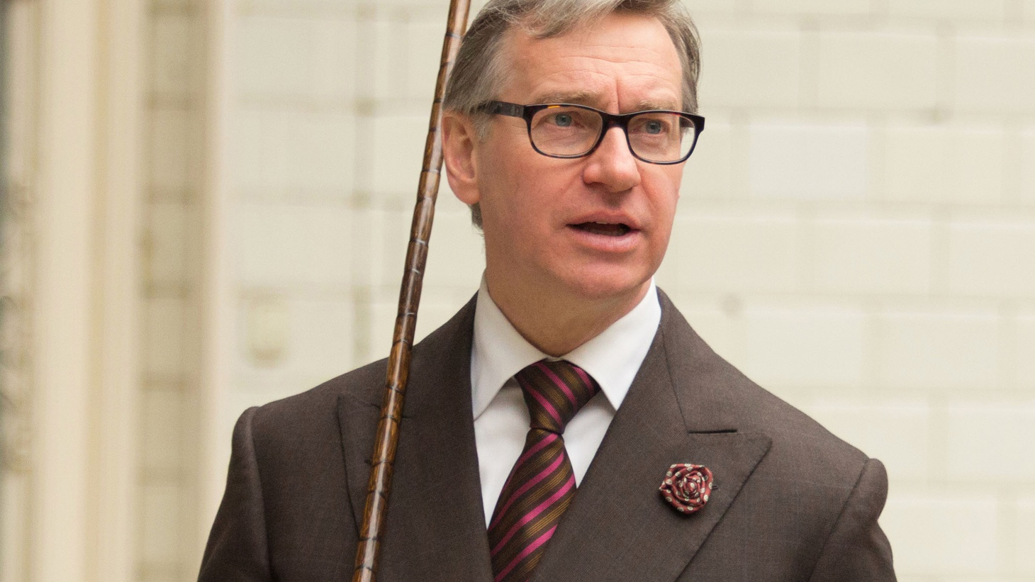 A Simple Favor director Paul Feig discusses his foray into menswear design with J. Crew collaboration.