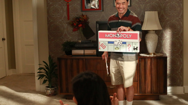 Actor Randall Park joins Elvis Mitchell to discuss the relatability of his character Louis Huang on Fresh Off The Boat.