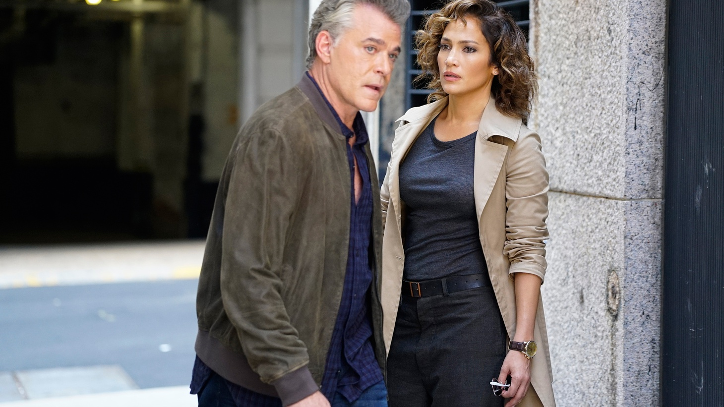 Actor Ray Liotta stops by to discuss his interesting and unexpected character in NBC's 'Shades of Blue'