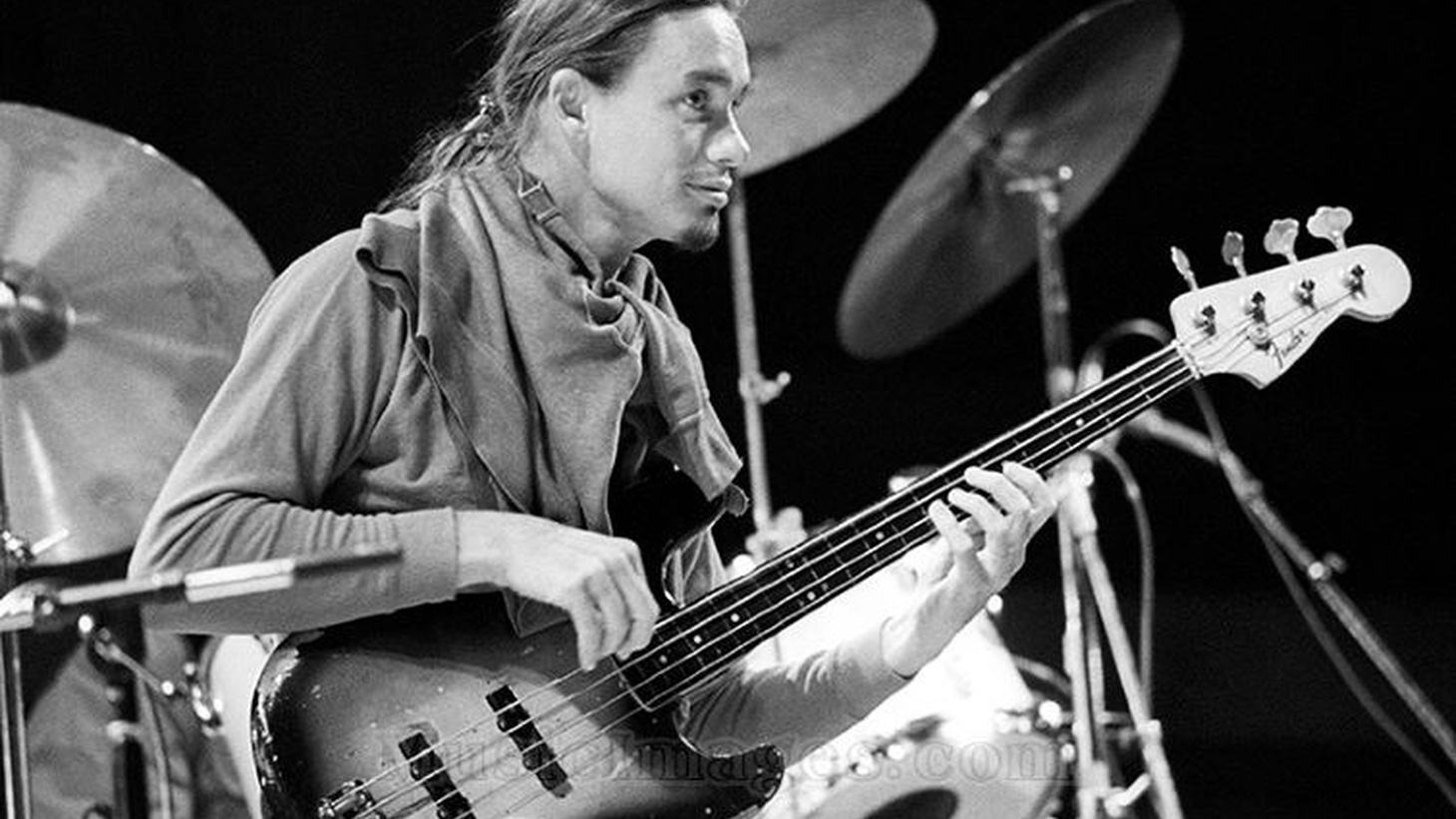 Musician Robert Trujillo joins Elvis Mitchell to discuss the journey from found footage to family input of the visionary bass player Jaco Pastorius while producing the documentary Jaco: The Film.
