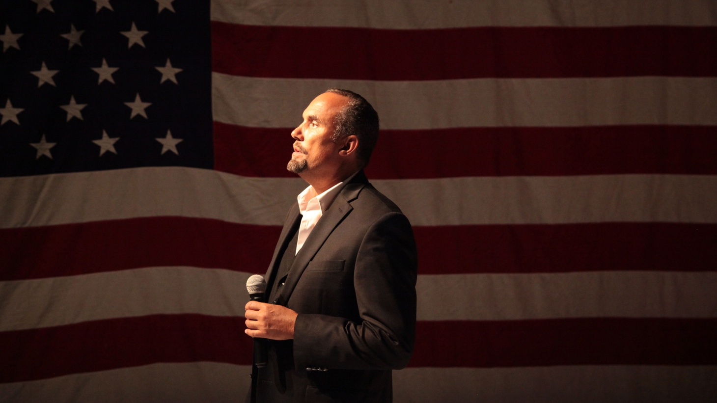 Actor, writer, and director Roger Guenveur Smith discusses his one man show, Frederick Douglass Now at LA's Bootleg Theater.