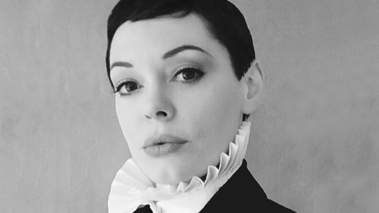 Rose McGowan on starting fresh, with her directorial debut, Dawn.