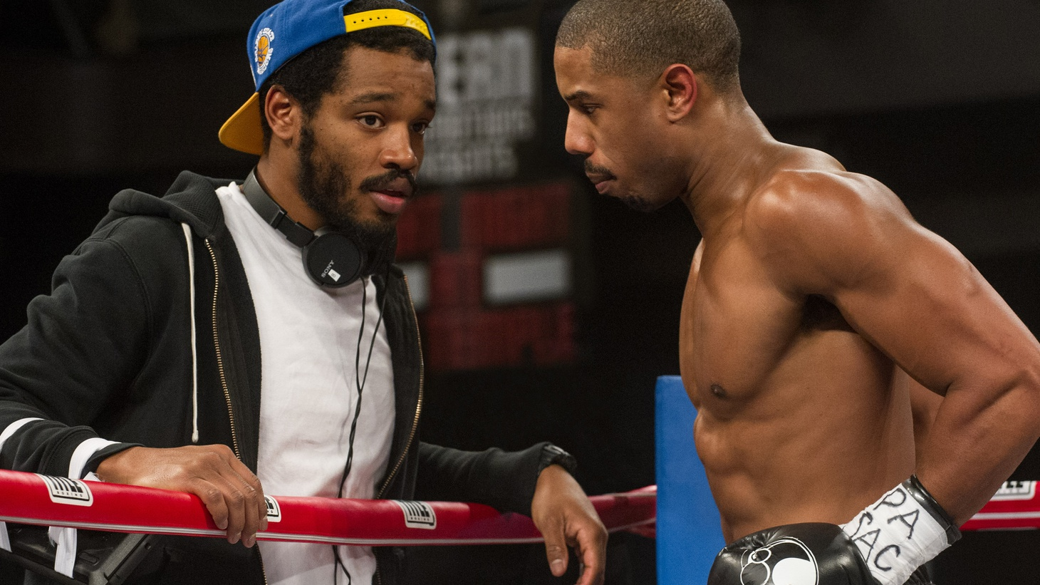 Director Ryan Coogler joins Elvis Mitchell to discuss his film Creed.