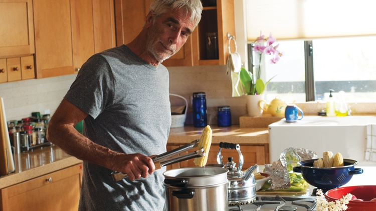 Sam Elliott discusses his stand out year, highlighting his rewarding acting experience in Grandma.