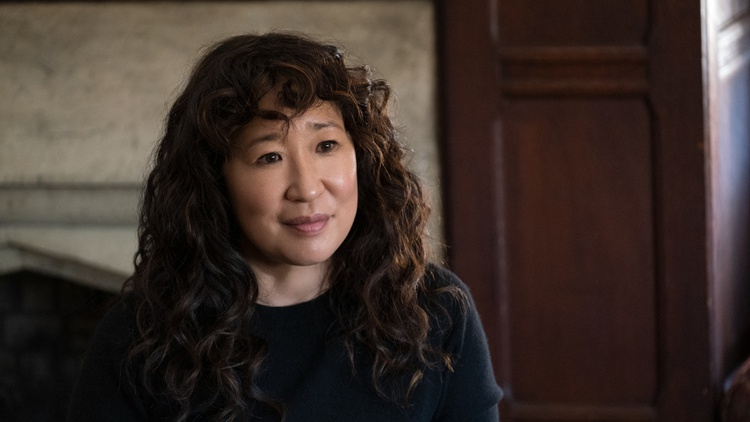 Actress Sandra Oh on her characters' relationship to power.