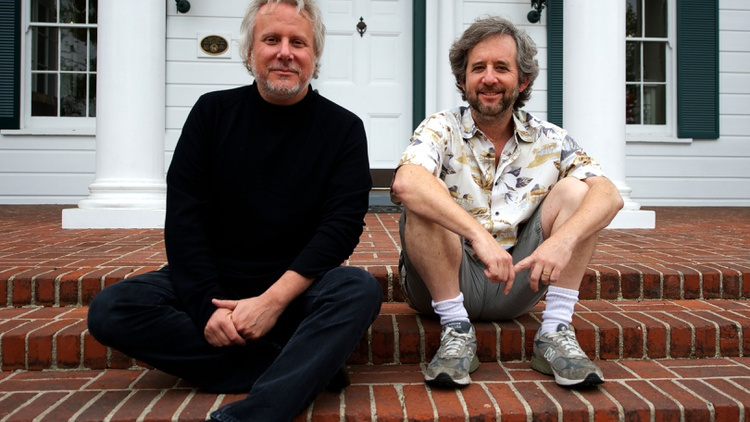 Meet the screenwriting team behind The People vs. Larry Flynt, Ed Wood, and now, Tim Burton's Big Eyes.