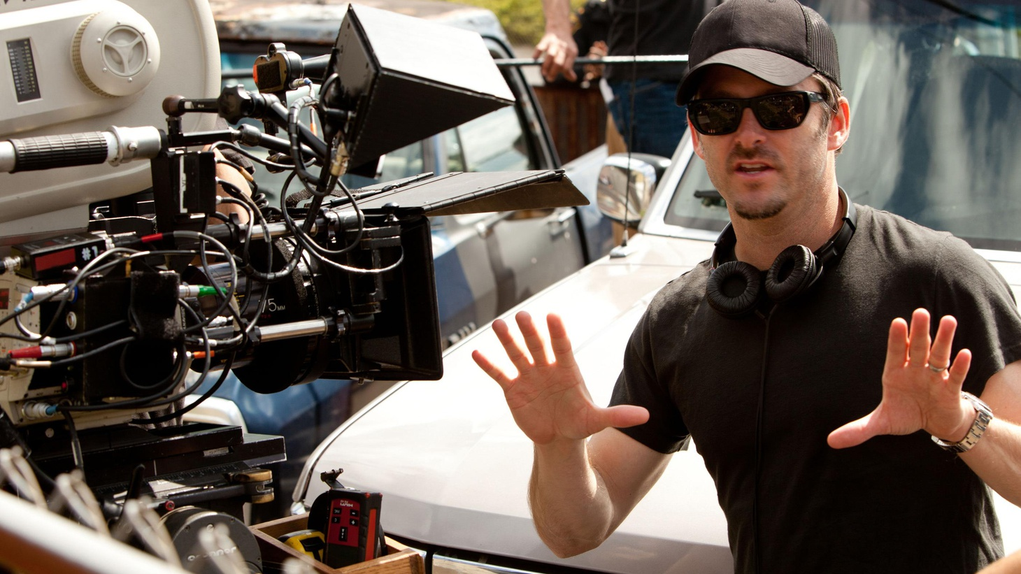 """Writer/director Scott Cooper talks about the tragic personal loss that inspired his second feature, """"Out of the Furnace."""""""