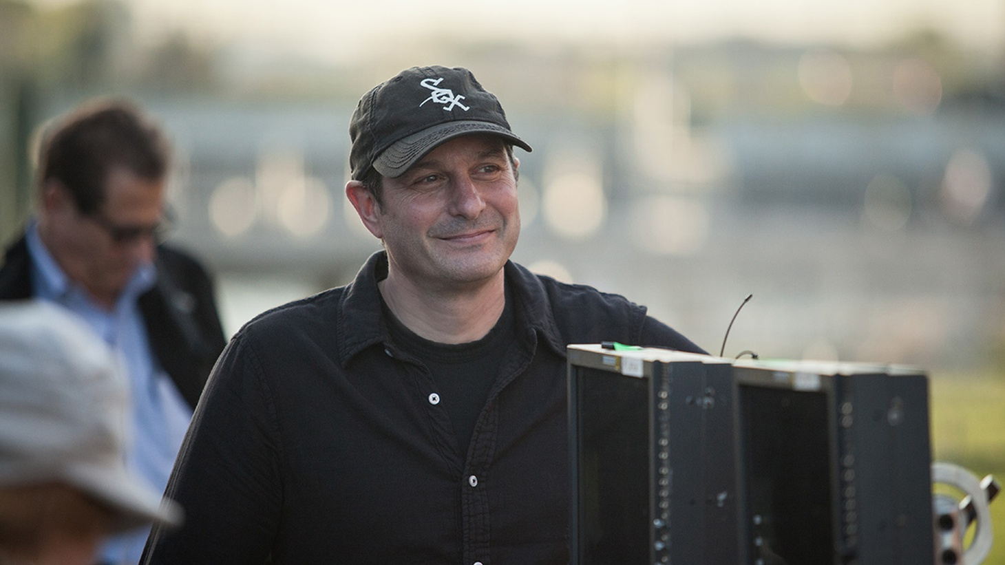 Filmmaker Scott Frank on adapting Lawrence Block's popular novels to the big screen in A Walk Among the Tombstones.
