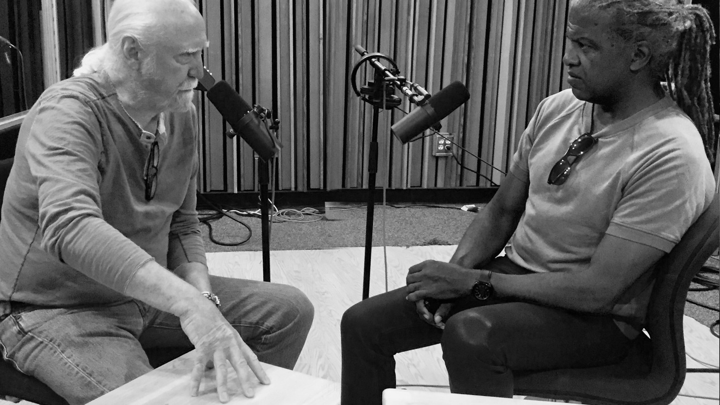 The Walking Deadactor Scott Wilson discusses his 50 year career catapulted byIn the Heat of the Nightco-star Sidney Poitier.