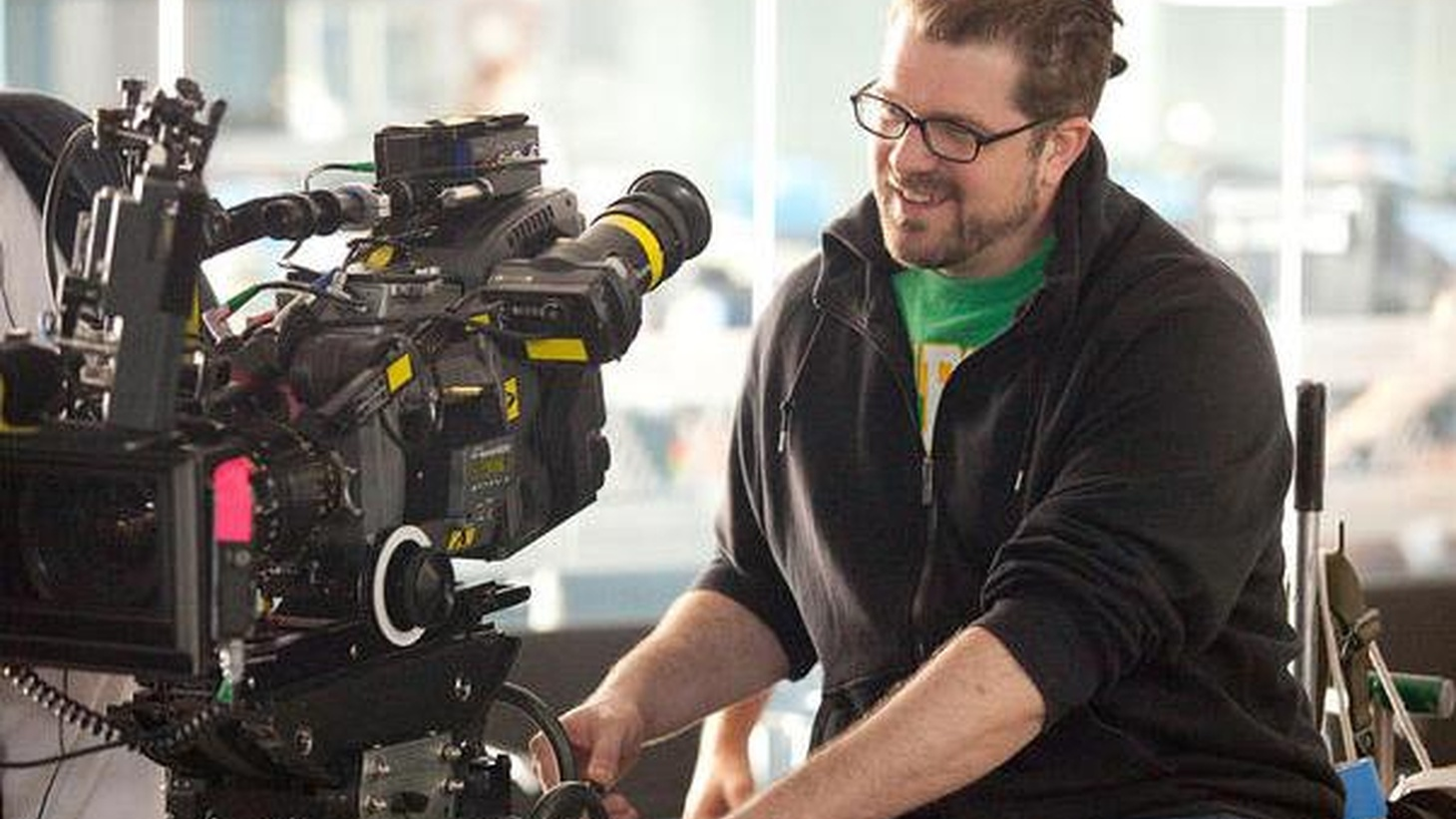Director Seth Gordon moves from documentary work to comedy, with his latest film, Horrible Bosses...