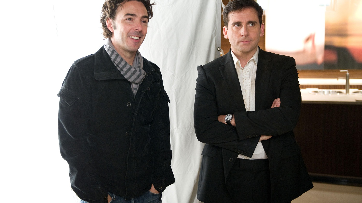 Who'd guess that you'd find parts of director Shawn Levy's (The Pink Panther, Big Fat Liar)  life in movies from Night at the Museum to Cheaper by the Dozen to his newest, Date Night. Make a date to hear about it.   Elvis hosts director Shawn Levy to talk about his latest film, Date Night, starring Tina Fey and Steve Carell.