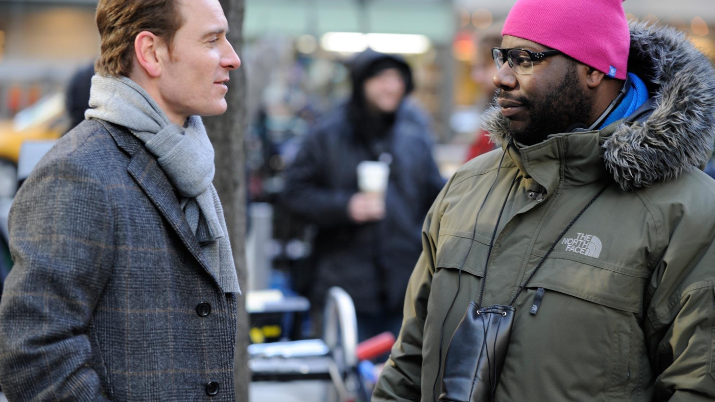 """Elvis Mitchell talks to artist and director Steve McQueen about his new film, """"Shame."""""""