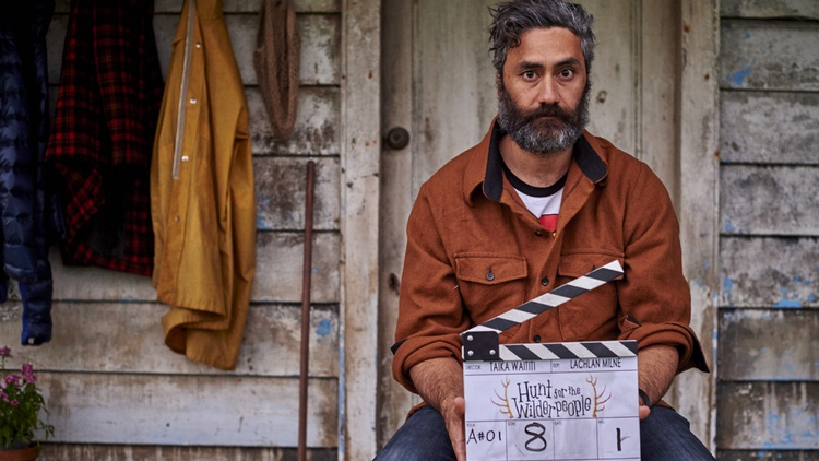 Director Taika Waititi visits The Treatment to discuss his version of an Australasian 80's action movie in Hunt for the Wilderpeople.