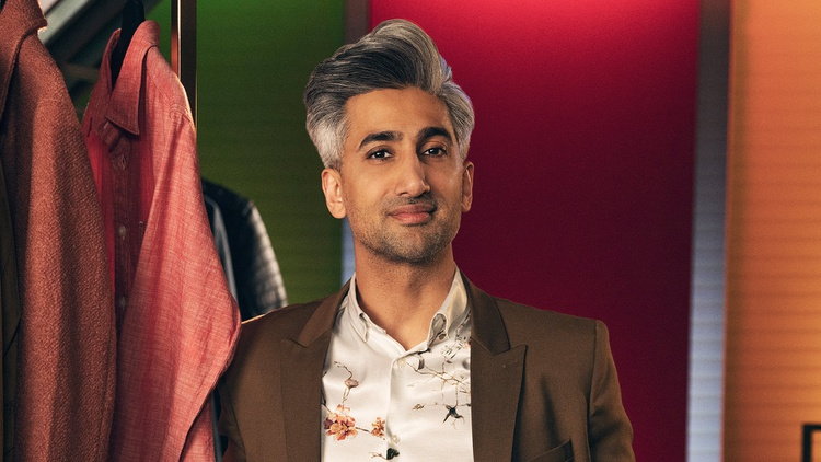 'Queer Eye' star Tan France on happily proving people wrong