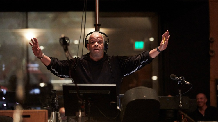 Composer Terence Blanchard on the 'magic and divine' of working with Spike Lee.
