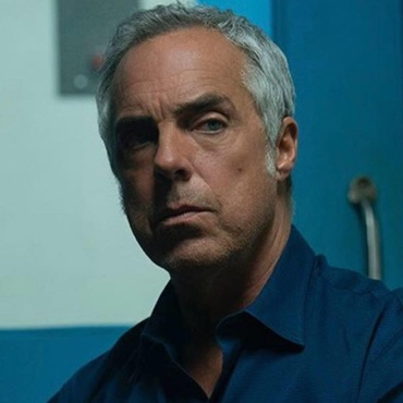 """Actor Titus Welliver talks tough guy persona on """"Bosch""""."""