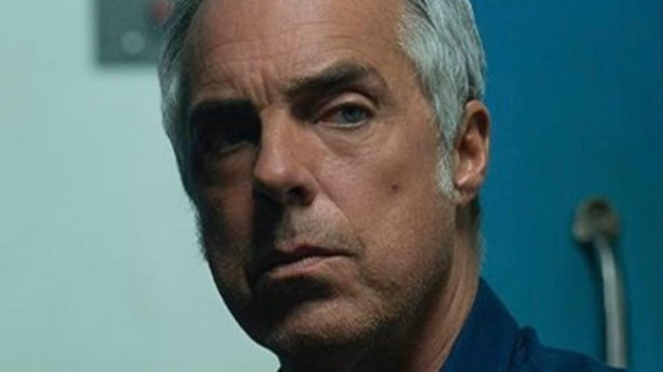 "Actor Titus Welliver talks tough guy persona on ""Bosch""."