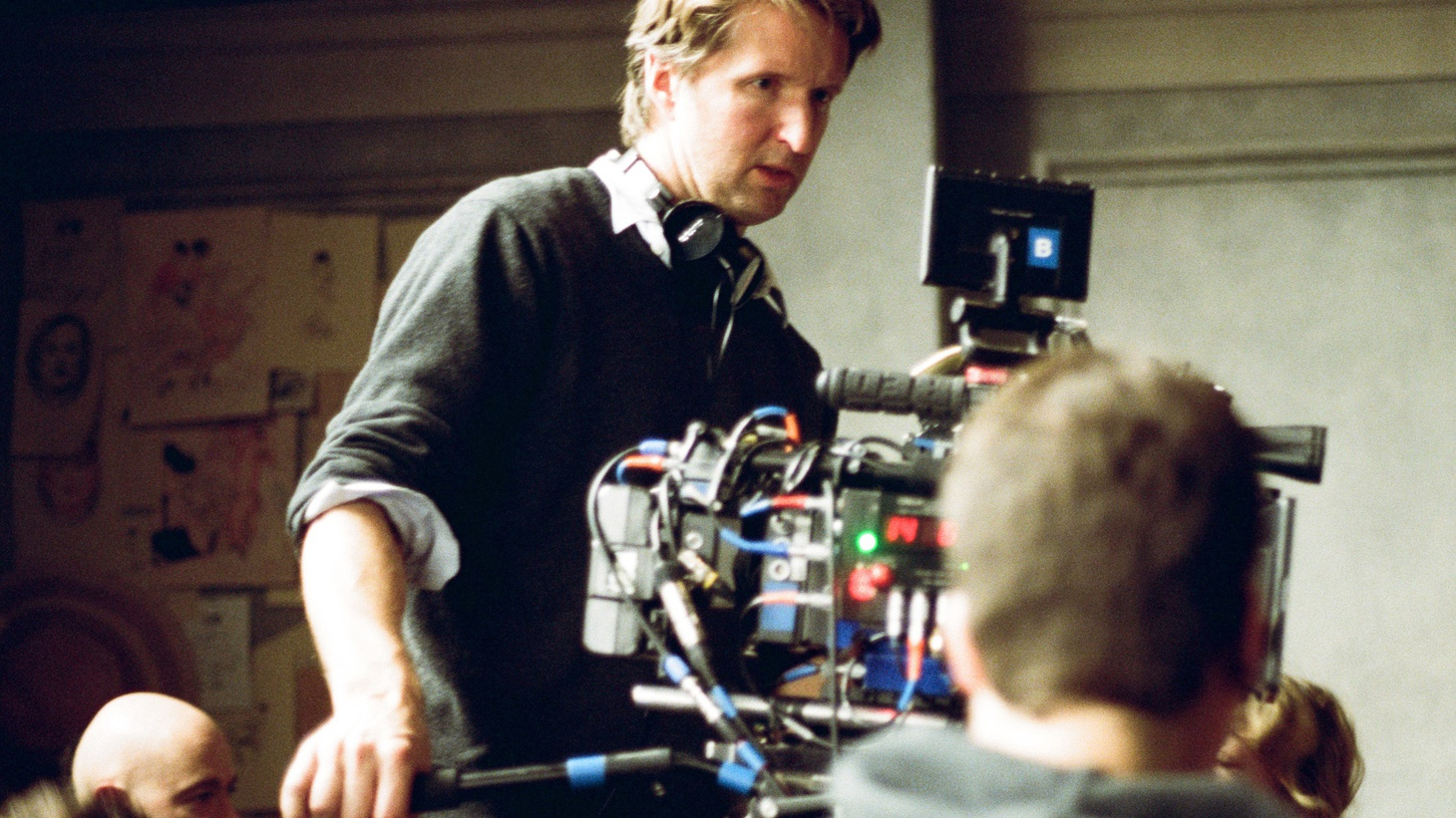 EXCLUSIVE PODCAST: Elvis Mitchell in conversation with The Danish Girl director Tom Hooper, recorded live as part of the Film Independent at LACMA. program.