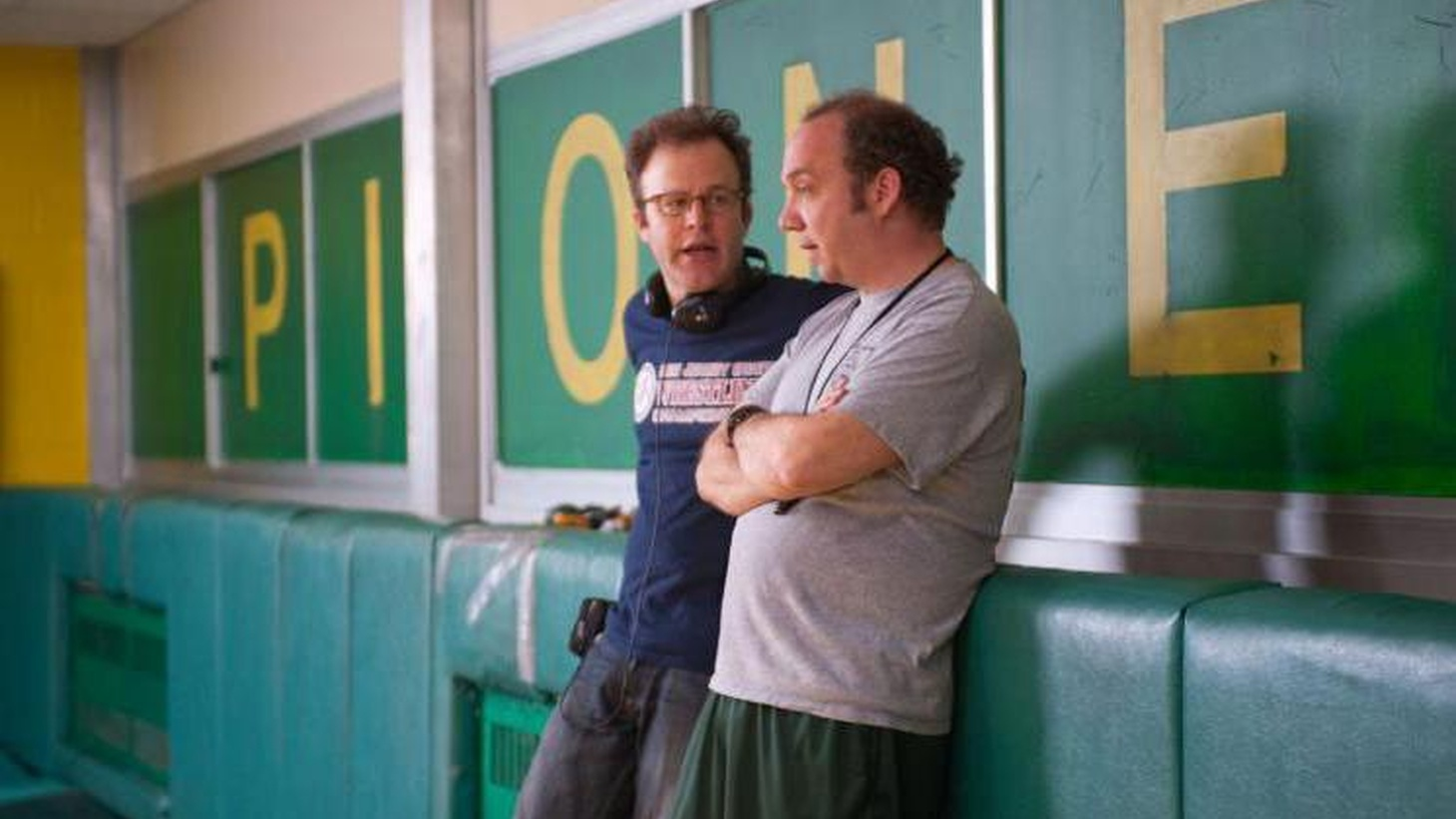 Not many people can claim credits from acting, to writing the animated film Up, to writing and directing The Station Agent and The Visitor. Tom McCarthy is just that guy. His newest film is Win Win.