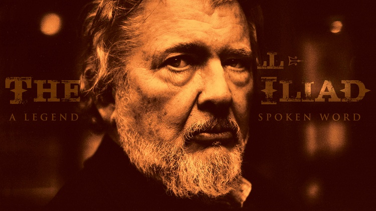 "Director Walter Hill makes his narrator debut in ""The Cowboy Iliad."""