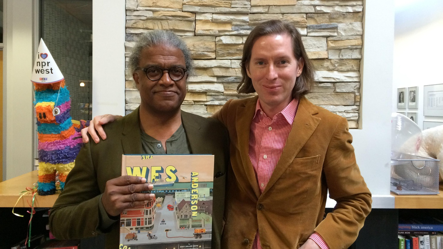 """Wes Anderson ponders the line, I think the world he wanted to live in ended long before he entered it, while discussing his eighth film as director, """"The Grand Budapest Hotel."""""""