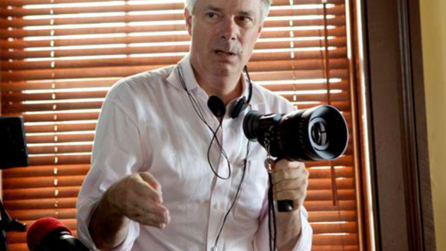 """Elvis Mitchell talks to writer/director Whit Stillman about his new film """"Damsels in Distress,"""" and his return to filmmaking after a 13 year hiatus."""