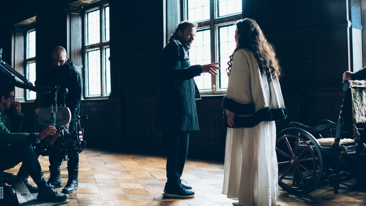 Yorgos Lanthimos: 'The Favourite'