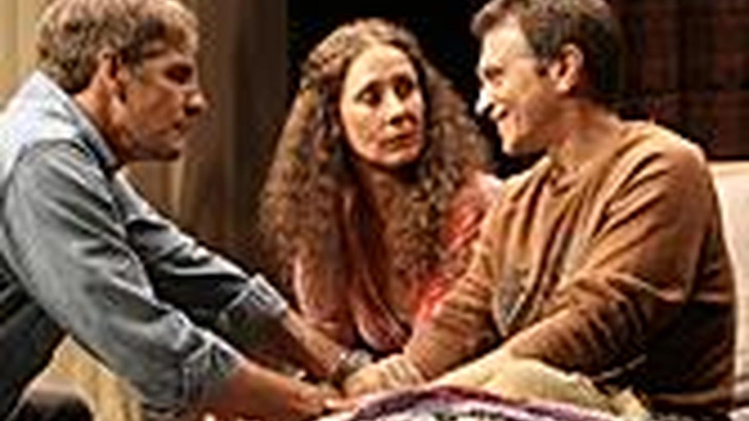 This month, Westwood's Geffen Playhouse is home to two works by women playwrights about the harsh reality of death. The first, a World Premiere by Jane Anderson, is titled The Quality of Life. It's a short, relatively cogent drama about two couples: one dealing with the death of a loved one that recently happened, the other dealing with the death of a loved one that's about to happen...