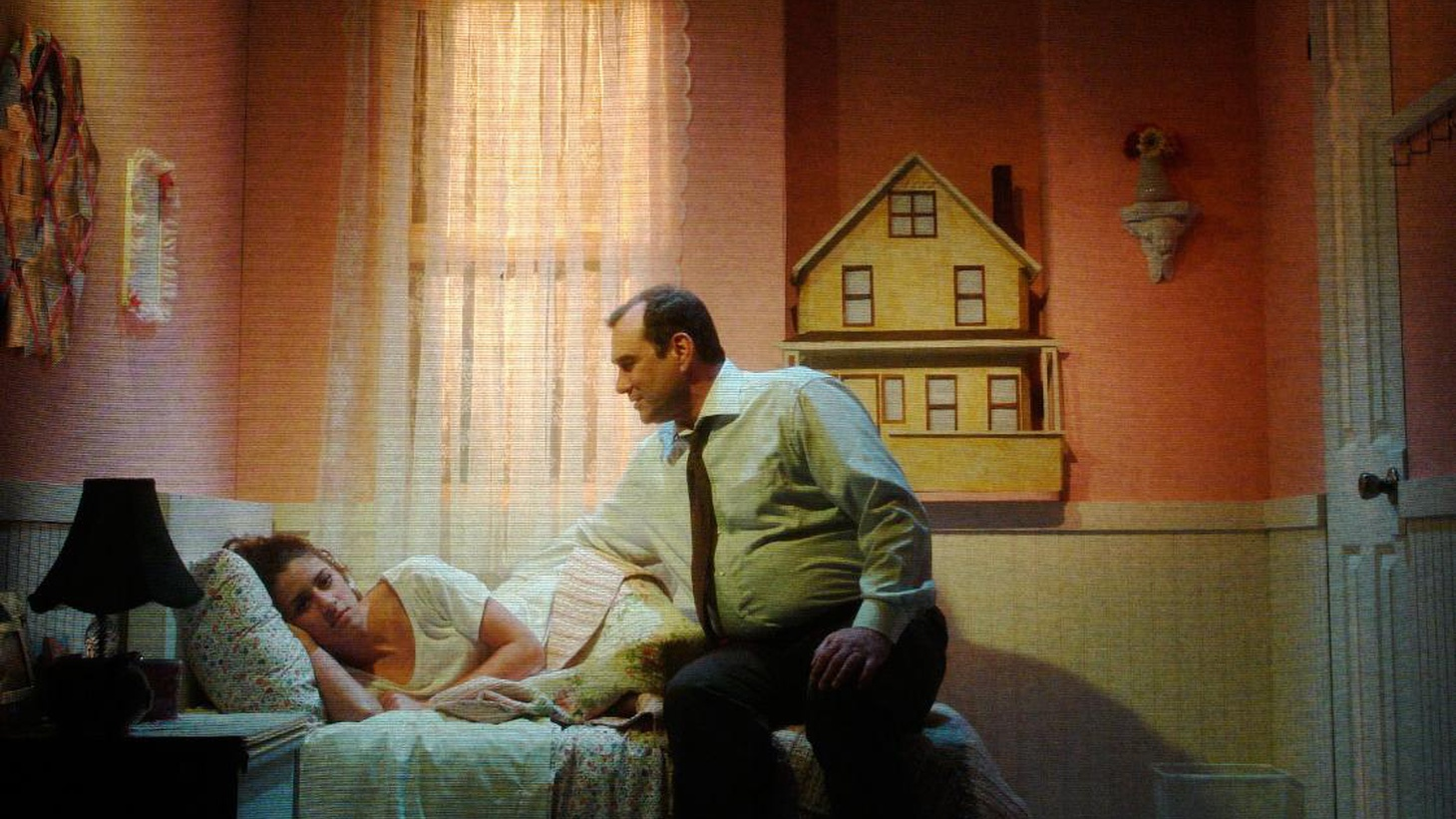 One of the best Off-Broadway plays of last year — one that hasn't made it to Los Angeles yet — was titled Becky Shaw. Written by veteran Law & Order writer Gina Gionfriddo, Becky Shaw was shortlisted for the Pulitzer Prize for Drama and it offered a wonderful, dark look at modern love and relationships.