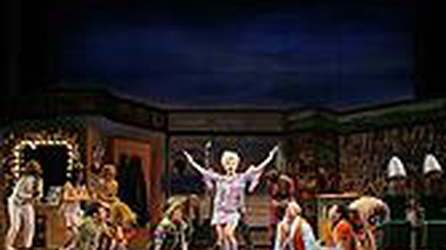That's the opening number from Legally Blonde: The Musical.