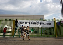 'Change the Name of the Arts District to the Luxury District'