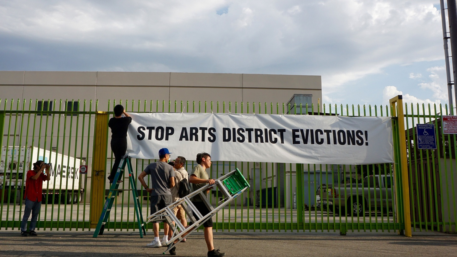 Are artists the victims of gentrification? Or the perpetrators of it?    This eight-part series is supported by the Conrad N. Hilton Foundation.
