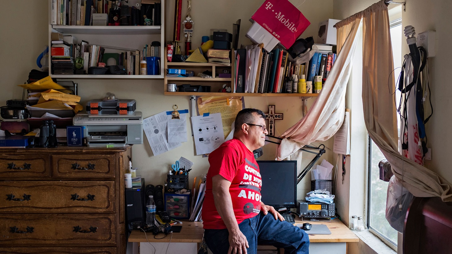 If you have an affordable place to rent in L.A., you hang on to it for dear life. As evictions in Los Angeles are on the rise, and tenants are learning how to fight their landlords.      This eight-part series is supported by the Conrad N.