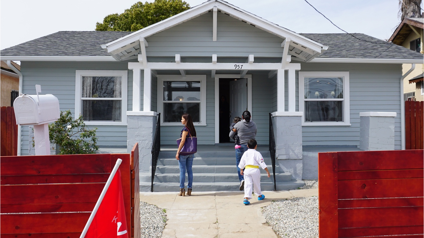 In some of LA's poorest neighborhoods more than 20 percent of all home sales are flips. Investors are seeing profits, but are all these home sales good for the neighbors?    This eight-part series is supported by the Conrad N. Hilton Foundation.