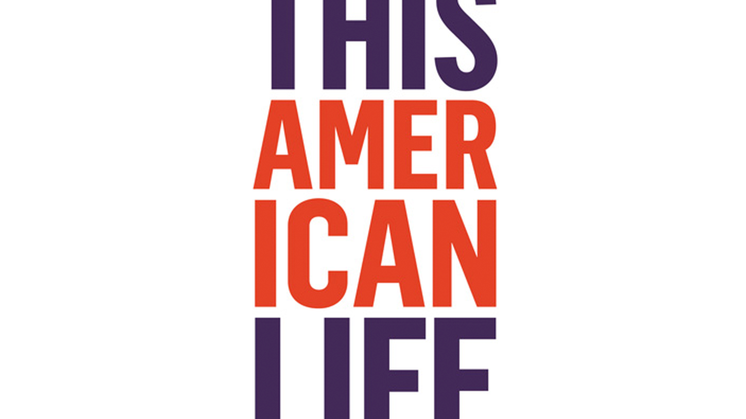 Ira Glass and a collection of some of the best of This American Life.