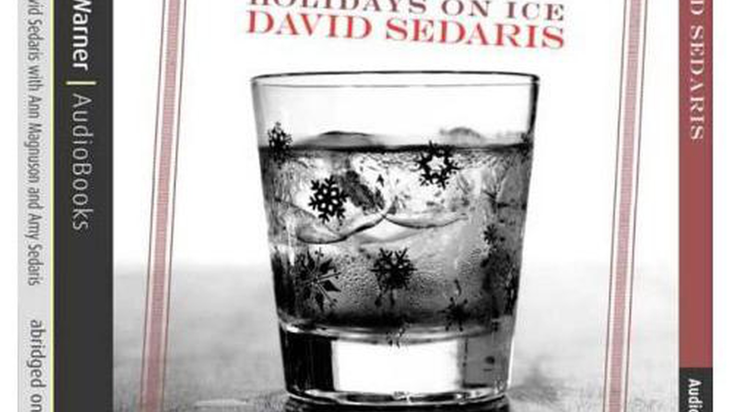One of our Christmas shows from previous years. Stories from David Sedaris' book of Christmas stories, Holidays on Ice, read onstage by David, Julia Sweeney and actor Matt Malloy. Taped in front of a live audience in Los Angeles, California.