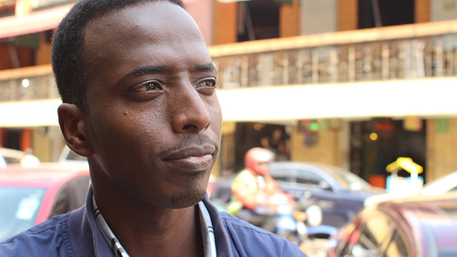 Abdi is a refugee in Kenya. He's from Somalia, one of the most dangerous countries in the world, and he's always dreamed of coming to America. One day, he gets the luckiest break of his life: he wins a lottery putting him on a short list for a US visa...