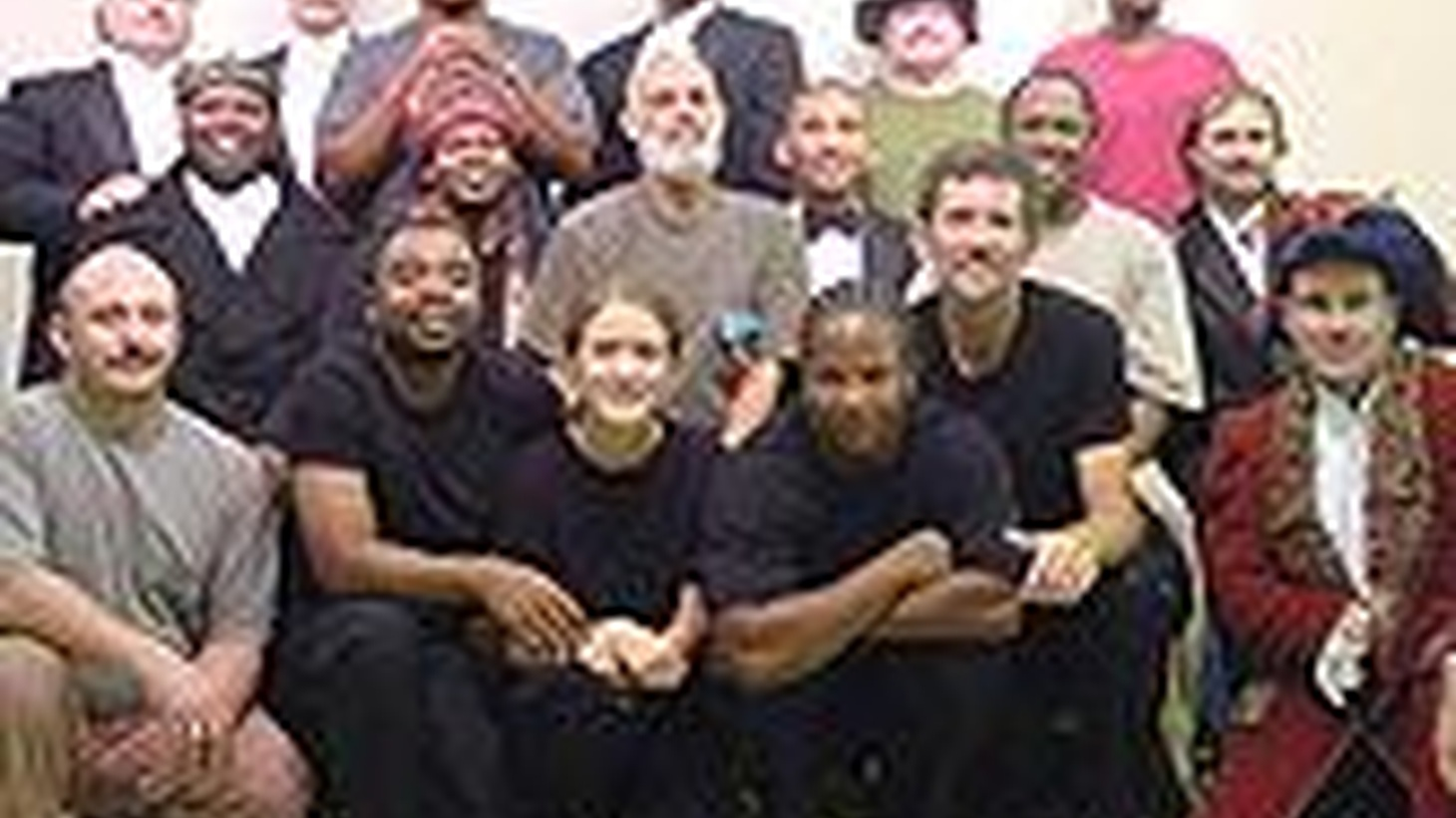 Murderers performing a show about murder: at a Prison in Missouri, inmates put on Hamlet. Danny Waller plays Hamlet's murdered father and murderers critique Shakespeare's fictional murder.