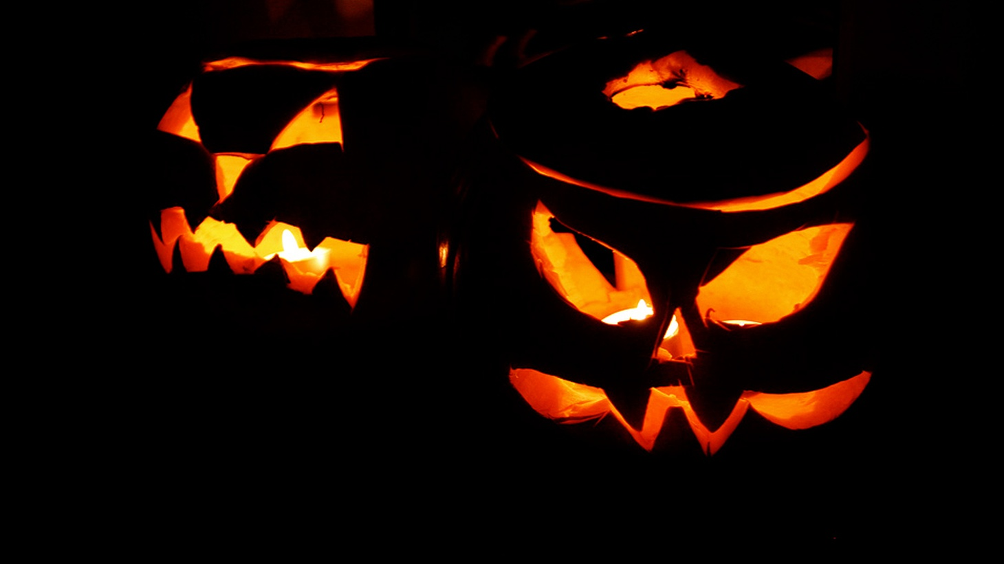 For Halloween, scary stories that are all true.