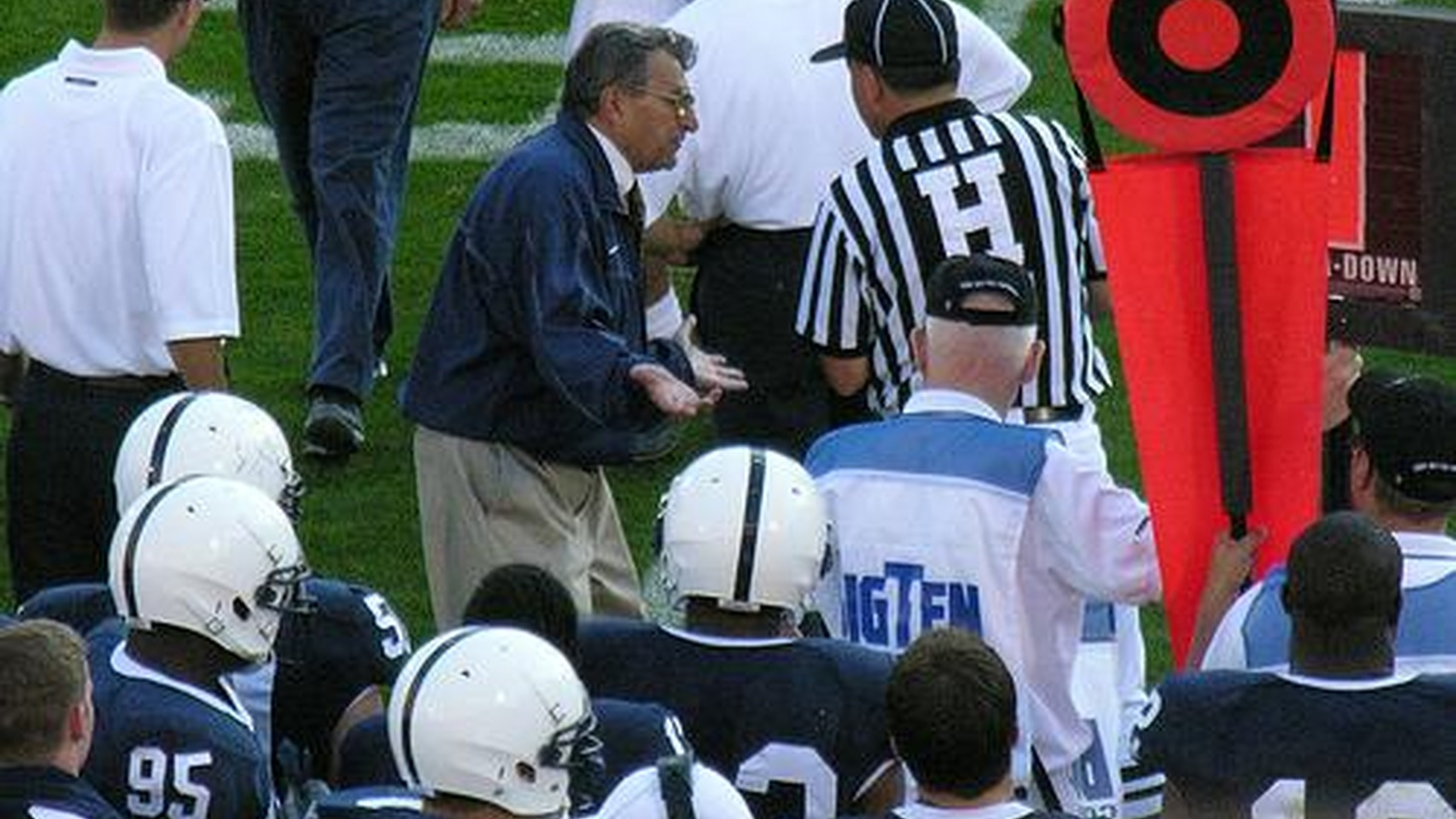 We revisit the show we did two years ago at Penn State, with new interviews, as fans try to make sense of the actions of Coach Joe Paterno and school officials.