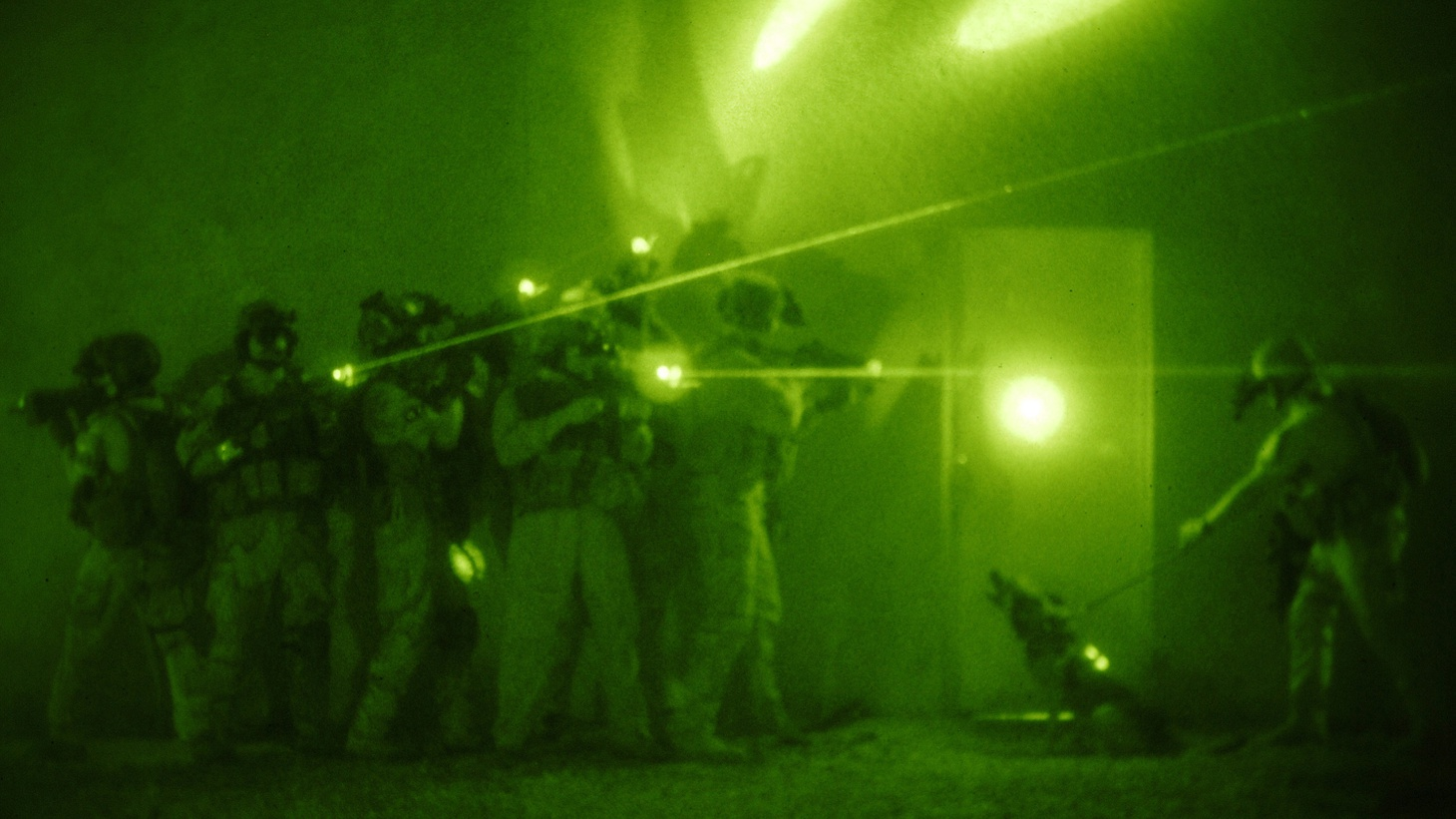 What life is like for American soldiers in Iraq.
