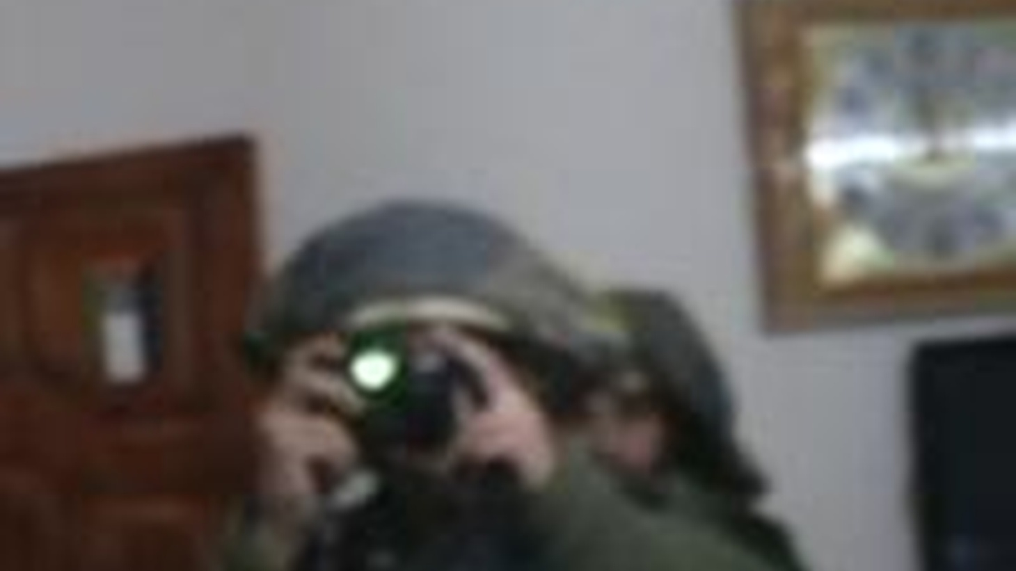 Israeli soldiers take snapshots of Palestinian boys, one house at a time, in the middle of the night. This and other stories where the picture gives you the upper hand.