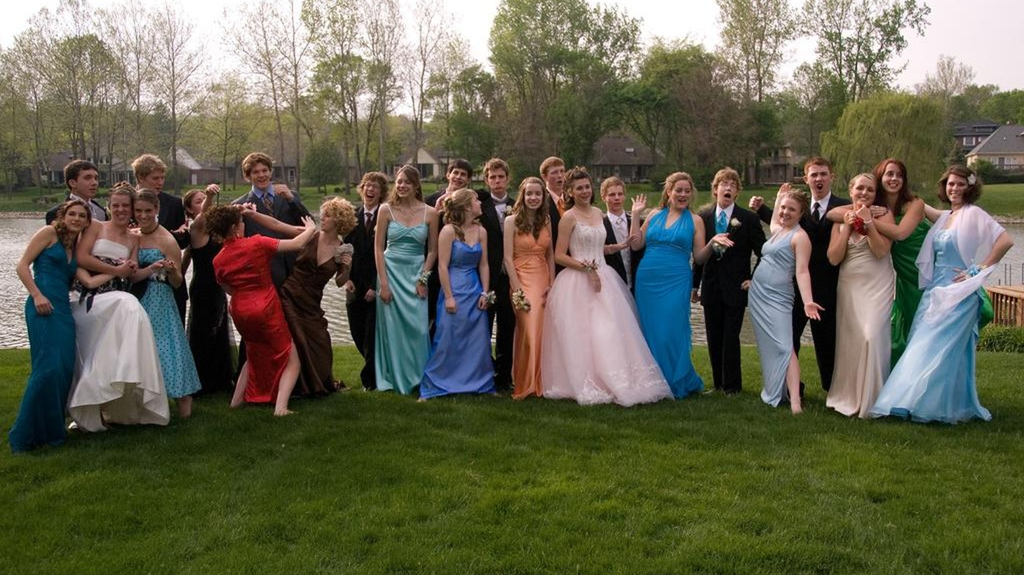 While the seniors danced at Prom Night 2001 in Hoisington, Kansas—a town of about 3,000—a tornado hit the town, destroying about a third of it...