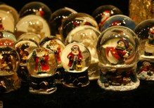 Holiday Snow Globes
