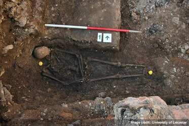 The remains of Richard III (Credit - University of Leicester).jpg
