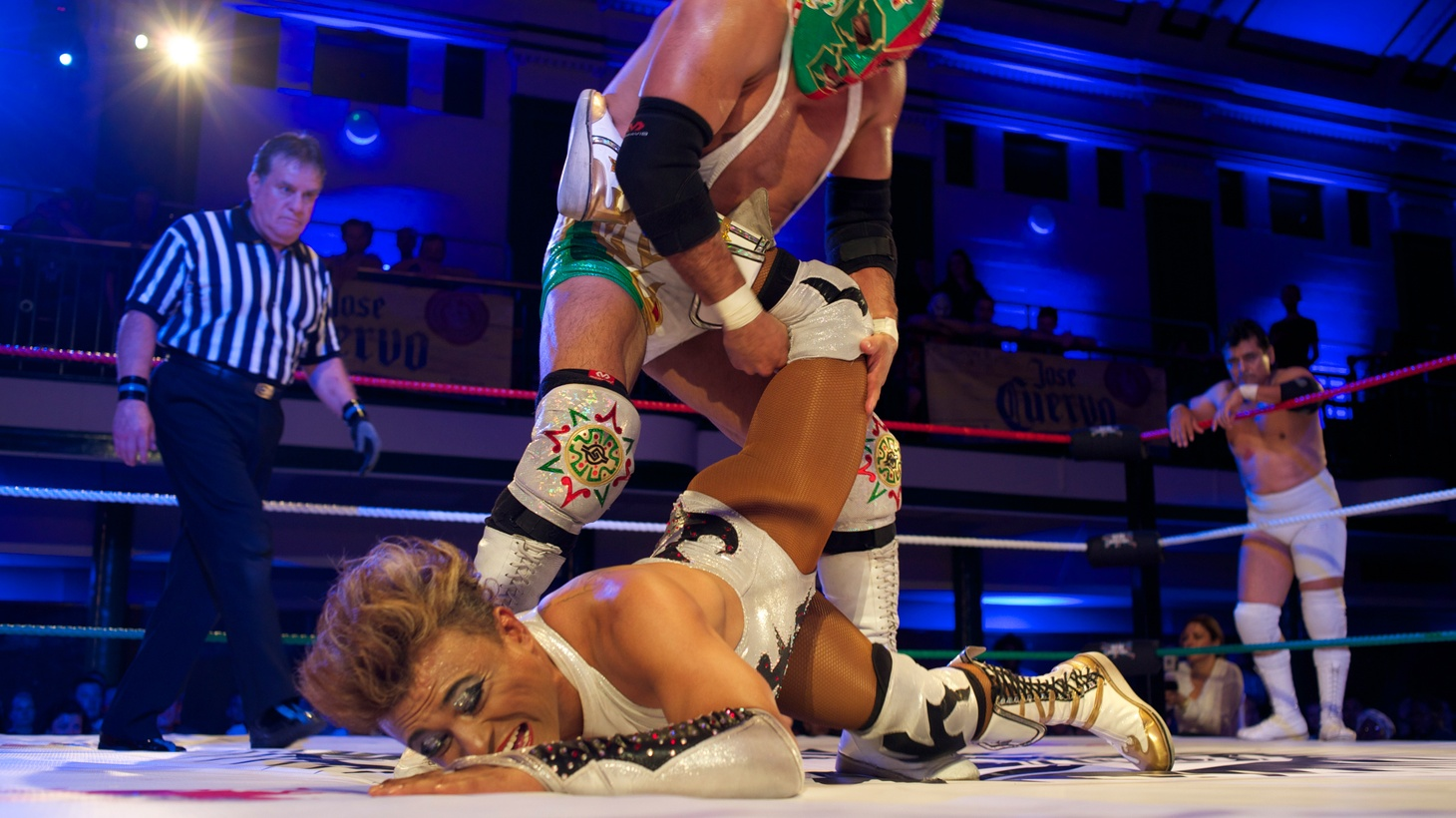 Into the hyper-masculinized world of Mexican wrestling steps Cassandro, an unapologetically gay man whose 27-year-career exploded traditional ideas of what it means to be a lucha libre fighter.