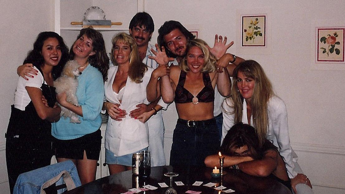 On a summer night in the early 1990's, a small group of friends gather for a dinner party in Los Angeles. Just for fun, someone suggests having a little séance....