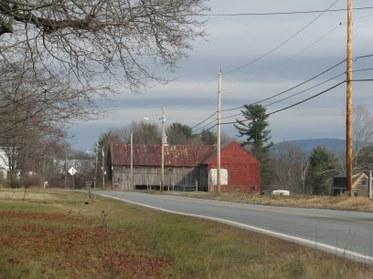 The Gibson barn