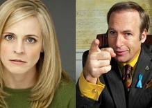 Bob Odenkirk and Maria Bamford