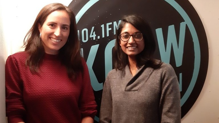 "Studio Berlin host Sumi Somaskanda takes a closer look at Germany's Skilled Immigration Act with her guests, Michaelle Nintcheu, researcher for the German government's portal ""Make it…"